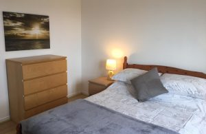 117 Cae Du Double Bed